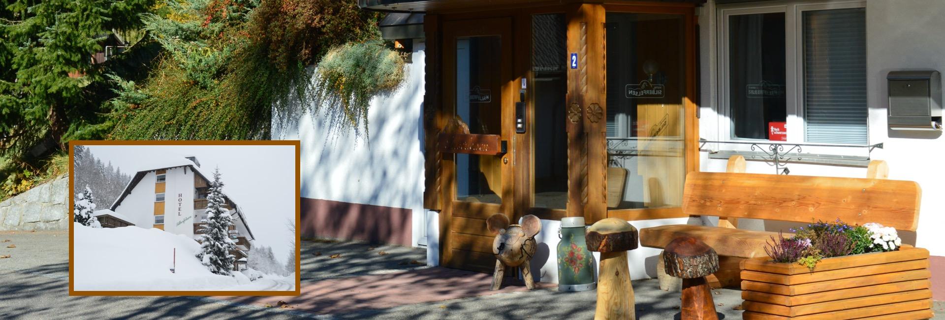 Hotel Silberfelsen Hochschwarzwald